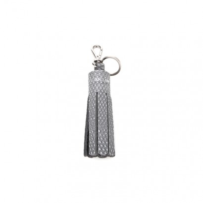 Lizard king tassel - gray