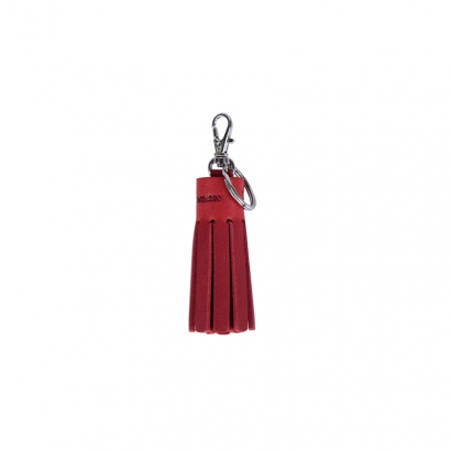 Oil pull up tassel - red