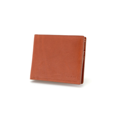 Original Half Wallet -  brown
