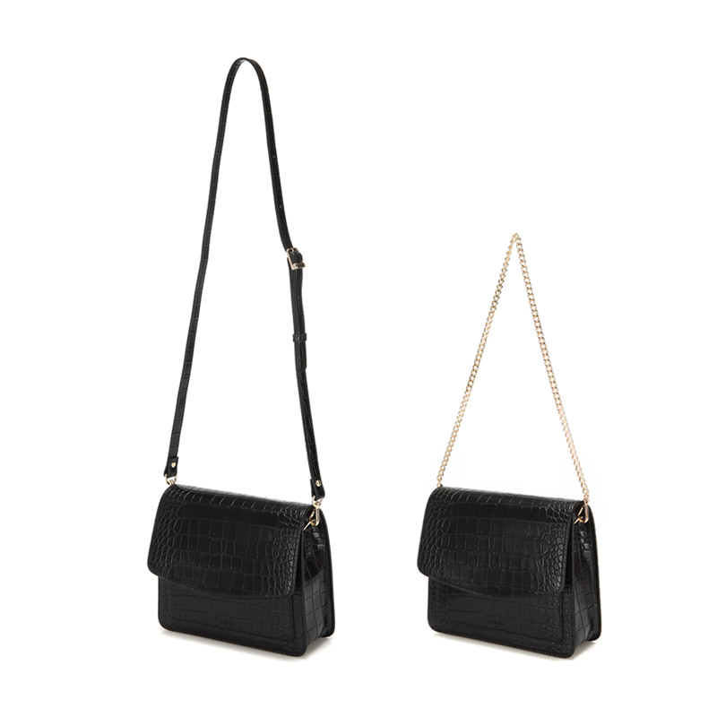 KIND BAG - BLACK