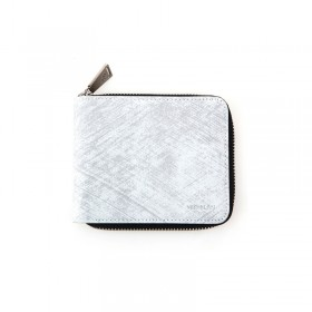 Zip Around Wallet - snow