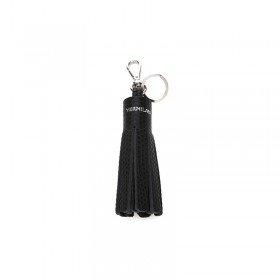 Lizard king tassel - black