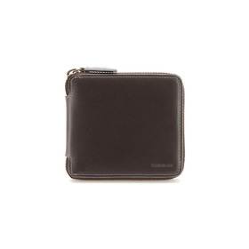 Original Zip half Wallet -  dark gray