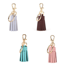 Mini Wallet Tassel - 4color