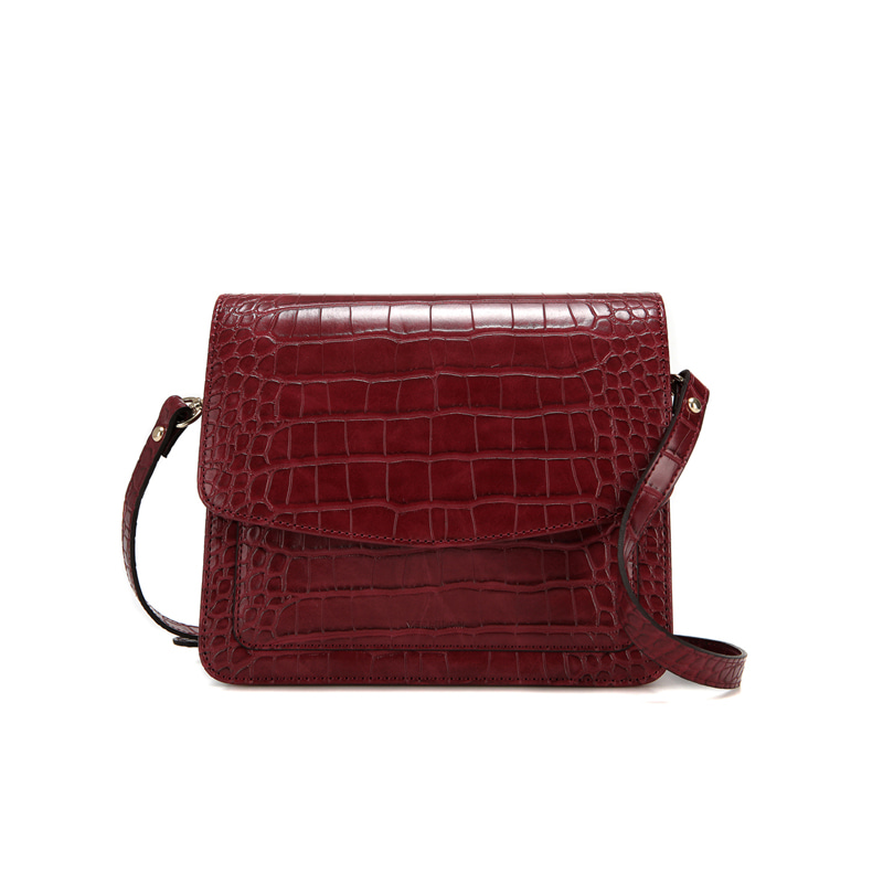 KIND BAG - BURGUNDY