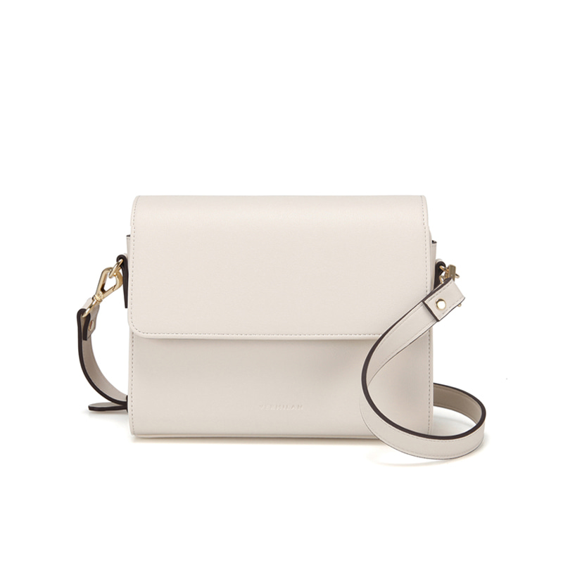 BRIE BAG -  IVORY