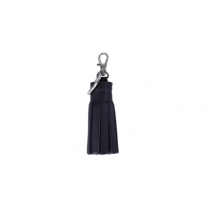 Oil pull up tassel - black