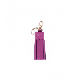 Oil pull up tassel - purple